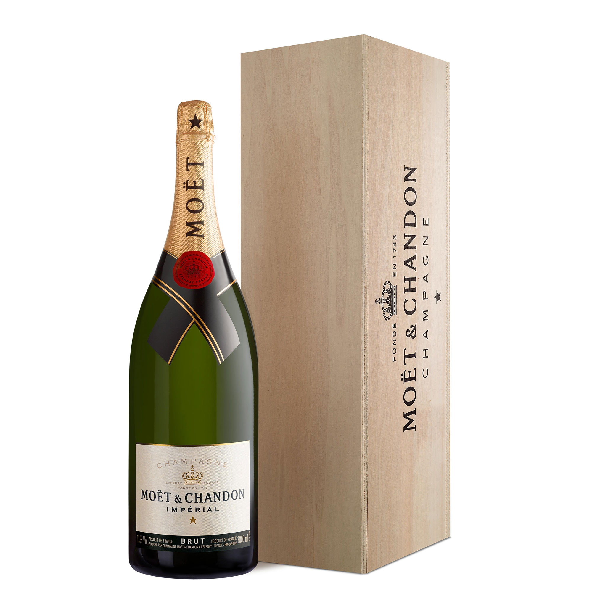 1a5e5935809 Buy For Home Delivery Jeroboam of Moet   Chandon Brut Imperial